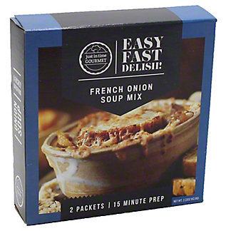 Just in Time Gourmet French Onion Soup Mix, 2.22 oz