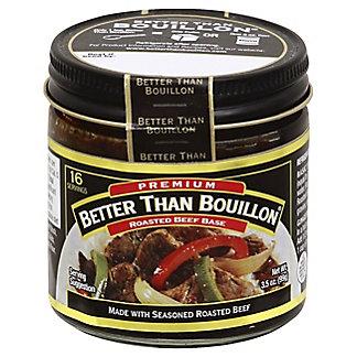 Better than Bouillon Beef Bouillan, 3.50 oz