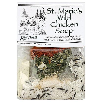 Rill Foods Wild Rice Chicken,8.00 oz