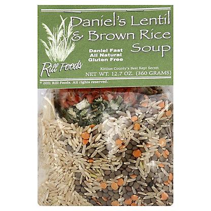 Rill Foods Lentil & Brown Rice Soup Mix,12.70 oz