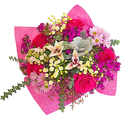 Central Market Pink Premium Signature Bouquet, ea