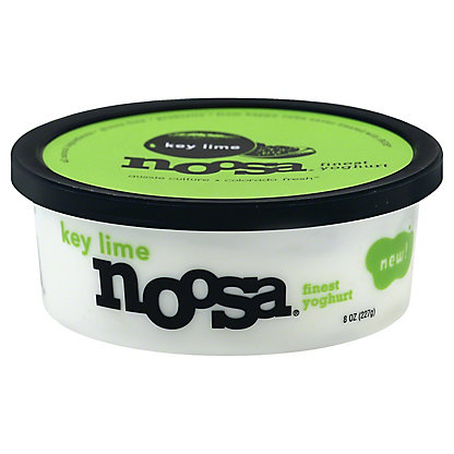 Noosa Key Lime Finest Yoghurt,8 OZ