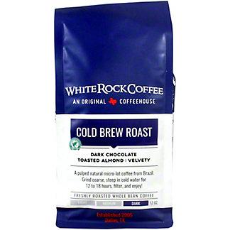 White Rock Coffee Cold Brew French, 12 oz