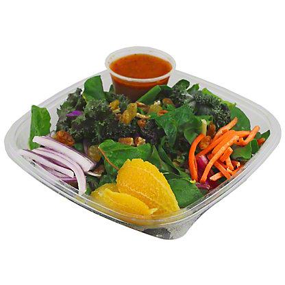 Central Market Chard Kale Petite Salad, 8 OZ