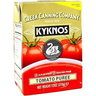 KYKNOS Tomato Puree,13 OZ