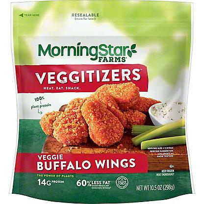 MorningStar Farms MorningStar Farms Veggie Buffalo Wings,10.50 oz