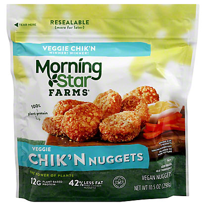 MorningStar Farms MorningStar Farms Veggie Chick'n Nuggets,10.50 oz