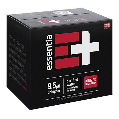 Essentia 1.5 Liter Case, ea