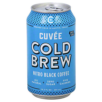 Cuvee Coffee Black and Blue, 11.1 oz