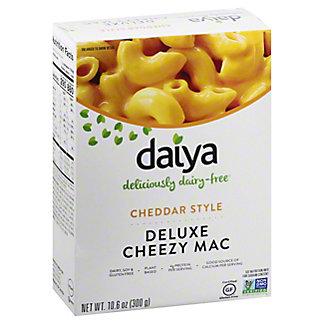 Daiya Cheezy Mac Deluxe Cheddar Style, 10.60 oz