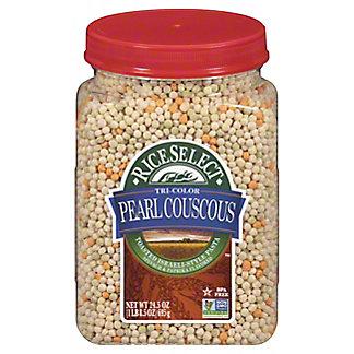 Rice Select Pearl Couscous Tri-color,23 OZ