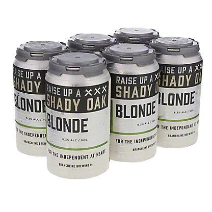 Branchline Shady Oak Blonde Ale,6/12OZ
