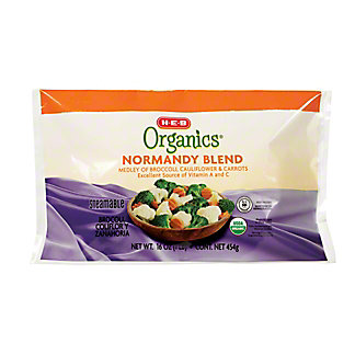 H-E-B Organics Steamable Normandy Blend,16 oz