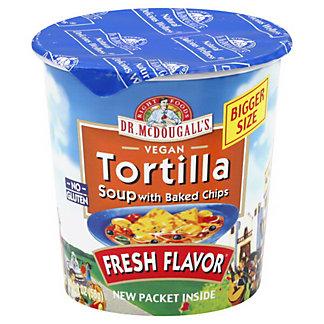 Dr McDougalls Tortilla Soup, 2 oz