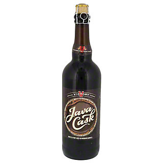 Victory Java Cask Coffee Stout, 25.4oz