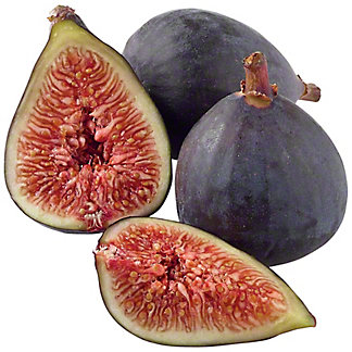 Fresh Black Mission Figs, 8 oz