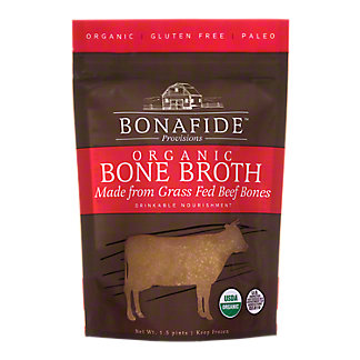 Bonafide Provisions Restorative Beef Bone Broth, 24 oz