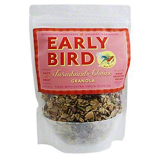 Early Bird Granola Pecans,12 OZ