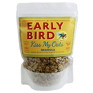 Early Bird Granola Rolled Oats & Maple,12 OZ