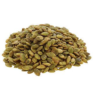 Woodstock Farms Organic Tequila Lime Pumpkin Seeds, sold by the pound