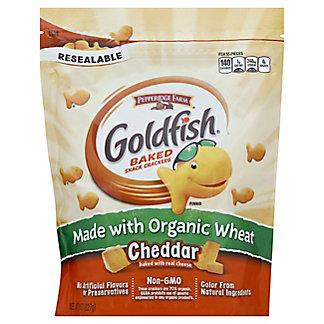 Pepperidge Farm Organic Goldfish Wheat Cheddar,8 oz