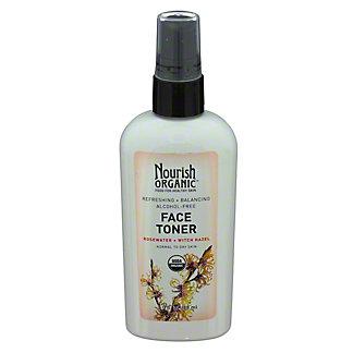 Nourish Organic Refreshing Balancing Face Toner, 3 oz