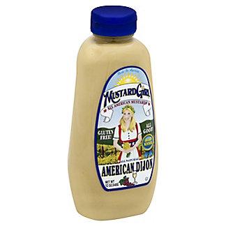 Mustard Girl American Dijon Mustard,12 OZ - 12 PK