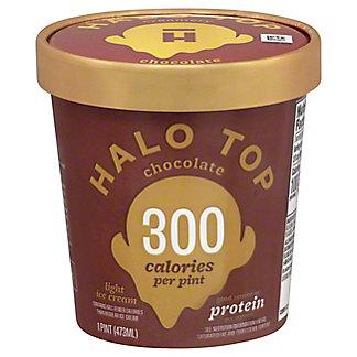 Halo Top Halo Top Light Ice Cream Chocolate,1 pt