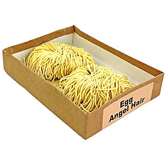 Central Market Fresh Angel Hair Pasta,12 OZ