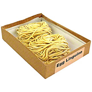 Central Market Egg Linguine,12 OZ