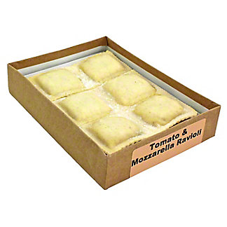 Central Market Tomato and Mozzarella Ravioli,12 OZ