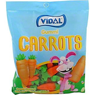 Vidal Gummi Carrots, 4.5 oz