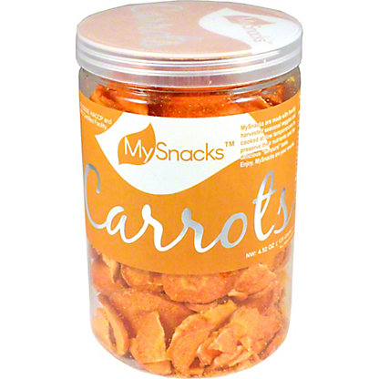 MySnack Carrot Chips, 4.52 oz