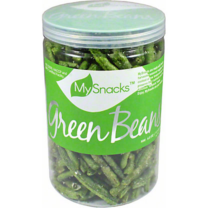 MySnack Green Beans, 6 oz