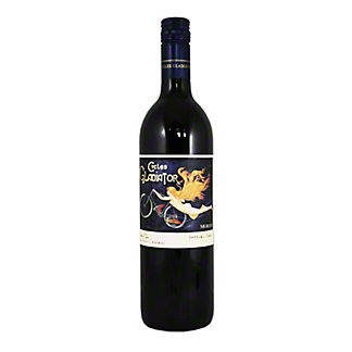 Cycles Gladiator Central Coast Merlot, 750 mL