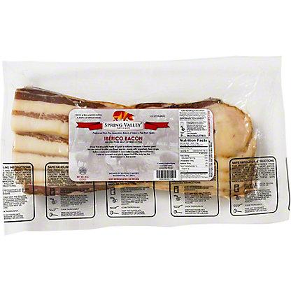 Spring Valley Iberico Bacon, 8 oz