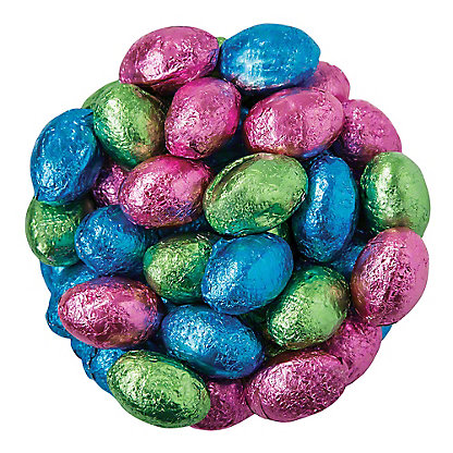 Bulk Milk Chocolate Easter Eggs, Sold by the pound