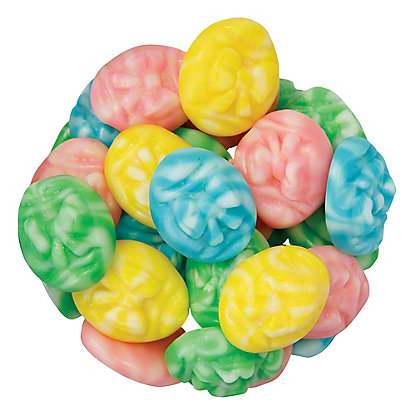 Bulk Easter Gummi Swirly Eggs, Sold by the pound