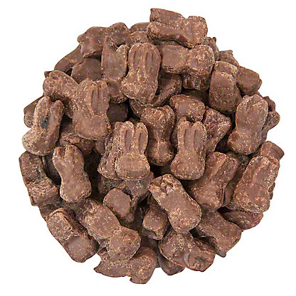 Bulk Chocolate Covered Muddy Bunnies, Sold by the pound