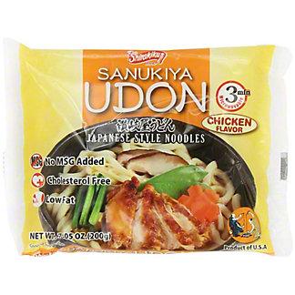 Shirakiku Sanukiya Chicken Udon Noodle, 7.05 oz