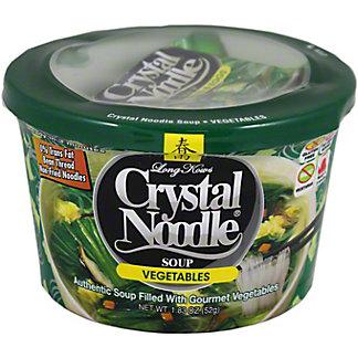 Long Kow's Crystal Noodle Crystal Noodle Vegetable Soup, 1.83 OZ