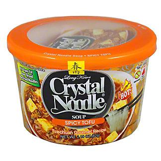 Long Kow's Crystal Noodle Soup Spicy Tofu Soup,2.19 oz