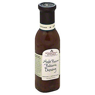 Stonewall Kitchen Bacon Maple Balsamic Dressing, 11 oz