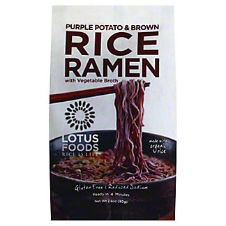 LF PRPLE POTATO RICE RMN MISO