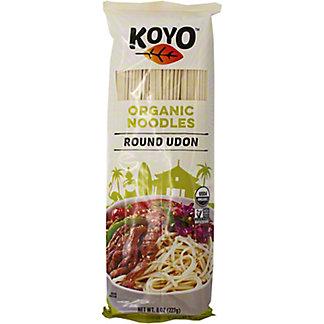 Koyo Round Udon,8.00 oz