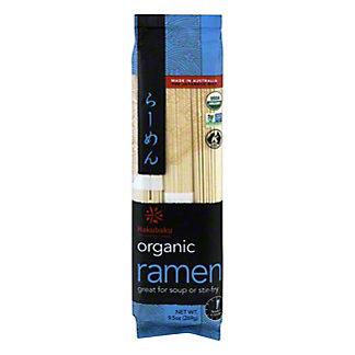 Hakubaku Organic Wheat Ramen Noodles,3.00 ea