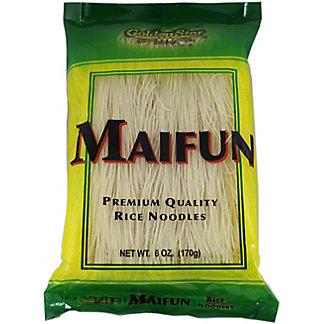Golden Star Rice Noodle Maifun,6.00 oz