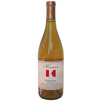 Keenan Napa Valley Chardonnay, 750 ml
