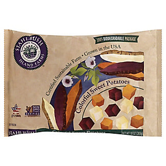 Stahlbush Island Farms Colorful Sweet Potatoes, 10 oz