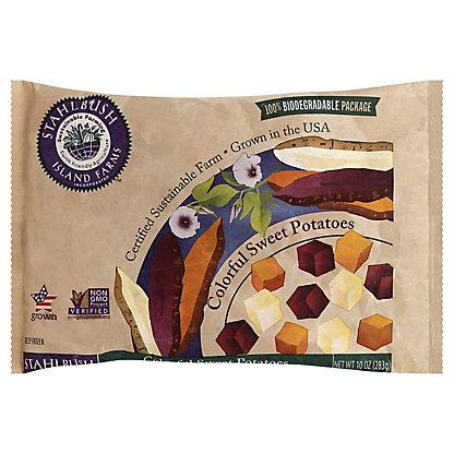 Stahlbush Island Farms Colorful Sweet Potatoes, 10 oz